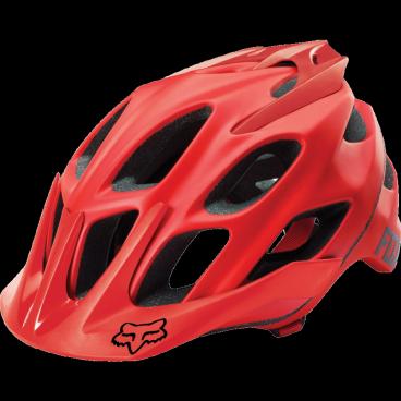Велошлем Fox Flux Solids Helmet, красныйВелошлемы<br>Лёгкий шлем для трейлрайдинга и катания в стиле ол-маунтин. Шлем хорошо сидит на голове и отлично вентилируется – вероятно, во время катания вы и вовсе забудете, что надели его. Корпус  данной модели изготовлен из ударопрочного композита, а затылочная часть увеличена для дополнительной безопасности. В 2016 году шлемы Flux стали ещё лучше благодаря новой системе застёжек, которая позволяет точнее подогнать шлем по голове.<br><br><br><br>ОСОБЕННОСТИ<br><br><br><br>Увеличенная затылочная часть<br><br>20 больших отверстий для вентиляции<br><br>Фирменная система фиксации Detox, позволяющая идеально подогнать шлем по голове<br><br>Соответствует требованиям таких стандартов безопасности, как CPSC, CE, EN 1078 и AS/NZS 2063<br>