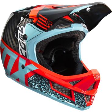 Велошлем Fox Rampage Pro Carbon Helmet Aqua, красно-серыйВелошлемы<br>Rampage Pro Carbon – без сомнения, один из лучших велосипедных шлемов для даунхила и фрирайда. Карбоновая внешняя часть выпускается в двух размерах, а внутренник из специального пенопласта – в трёх, так что вы легко подберёте шлем, который идеально подойдёт именно вам. Ключевая особенность данной модели – дополнительная система защиты под названием MIPS (Multi-directional Impact Protection System), основанная на той же идее, что и данная нам природой естественная защита мозга. . Внутренник шлема не просто крепится к жёсткой оболочке, а скользит относительно неё благодаря тонкой прослойке из специального материала, позволяя существенно снизить риск мозговых травм, случающихся при косых ударах по шлему и при резких вращениях головы. Семнадцать отверстий для вентиляции обеспечивают более чем оптимальную циркуляцию воздуха во время езды, а мягкая подкладка из материала Dri-Lex эффективно отводит влагу от кожи. Шлем прошёл множество испытаний на самых серьёзных соревнованиях и показал себя наилучшим образом.<br><br> <br><br>ОСОБЕННОСТИ<br><br> <br><br>Материал внешней части: углеволокно<br><br>MIPS – дополнительная система защиты, позволяющая существенно снизить риск мозговых травм, случающихся при косых ударах по шлему и при резких вращениях головы<br><br>17 отверстий для вентиляции<br><br>Мягкая быстросохнущая подкладка из материала Dri-Lex<br>
