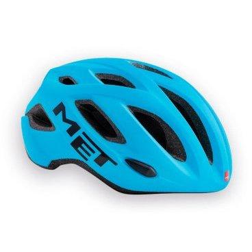 Велошлем MET Idolo, сине-черныйВелошлемы<br>Idolo – высококачественный шоссейный шлем за разумные деньги. Он лёгок, удобен, хорошо вентилируется, а, кроме того, выглядит очень стильно и современно. Благодаря фирменной системе застёжек под названием Safe-T его легко подогнать по размеру, и при этом он отлично сидит на голове. А кроме того, здесь имеется интегрированный задний фонарик красного цвета.<br><br><br><br>ОСОБЕННОСТИ<br><br><br><br>Высококачественный шоссейный шлем за разумные деньги<br><br>Лёгок, удобен, хорошо вентилируется<br><br>Фирменная система застёжек под названием Safe-T Advanced<br><br>Стропы застёжек выполнены из сверхлёгкого текстиля<br><br>Интегрированный задний фонарик красного цвета<br>