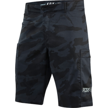 Велошорты Fox Sergeant Short Camo, Размер: М (W32), черный, 19037-247-32