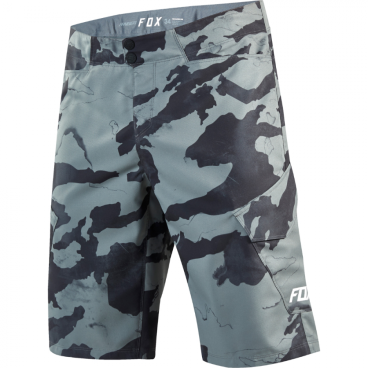 Велошорты Fox Ranger Cargo Short Camo, Размер: М (W32), серый, 19035-247-32