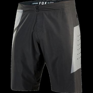 Велошорты Fox Livewire Short, Размер: М (W32), черно-серый, 18710-324-32
