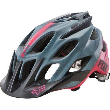 Велошлем женский Fox Flux Womens Helmet, розовый