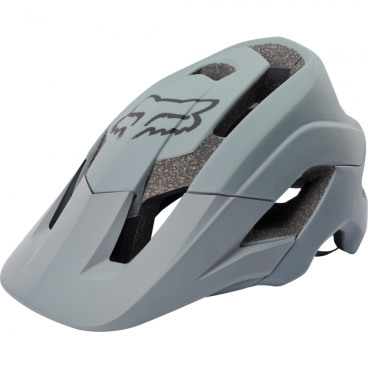 Козырек к шлему Fox Metah Visor, серый, 17143-006-OS козырек к шлему fox metah visor белый пластик 17143 008 os