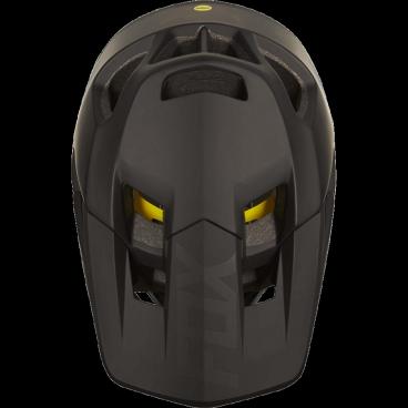 Козырек к шлему Fox Proframe Visor, матовый черный, пластик, 20304-255-OSВелошлемы<br>Оригинальный козырёк для шлема Proframe Matte Black. Изготовлен из ударопрочного пластика.<br>