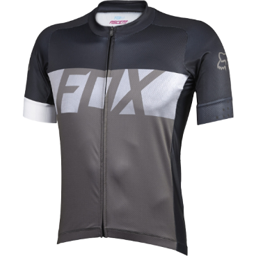 Велофутболка Fox Ascent SS Jersey, черная
