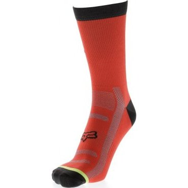 все цены на Носки Fox DH 6-inch Socks, красный онлайн