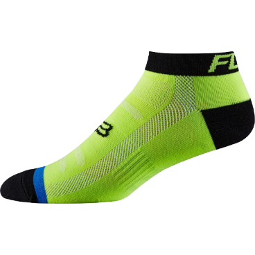 Носки Fox Race 2-inch Socks Flow, желтый