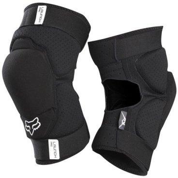 Наколенники Fox Launch Pro Knee Pad, черныйЗащита колена<br>Стильные и удобные наколенники от Fox. Данная модель не сковывает движений благодаря особой форме, повторяющей изгиб коленей при езде – вероятно, во время катания вы и вовсе забудете о том, что надели наколенники. Основа из перфорированного неопрена хорошо дышит и быстро сохнет, а эргономичные пластиковые чашки и кевларовая отделка снаружи обеспечивают эффективную и бескомпромиссную защиту.<br><br><br>ОСОБЕННОСТИ<br><br><br>Основа из перфорированного неопрена<br><br>Защитные вставки из ударопрочного композита<br><br>Удобные застёжки на липучках<br><br>Внешняя часть отделана кевларом<br><br>Вес: 420 гр.<br>