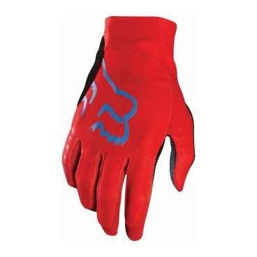 цена на Велоперчатки Fox Flexair Glove, черно-красный (2017)