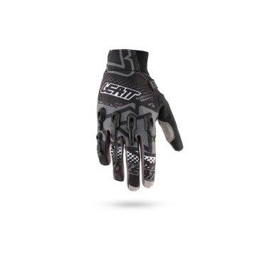 Велоперчатки Leatt DBX 4.0 Windblock Glove, серо-черно-белыйВелоперчатки<br>DBX 4.0 Lite – это максимально комфортные и технологичные перчатки для тёплого времени года. Верх данной модели выполнен из сетчатого текстиля, а ладонь отделана самым современным материалом под названием NanoGrip, который обеспечивает наилучшее сцепление как в сухих, так и во влажных условиях. Кроме того, эти перчатки соответствуют требованиям стандарта безопасности CE и эффективно защищают пальцы и костяшки от травм при падениях. Стоит также обратить внимание на их стильный внешний вид и на совместимость с сенсорными дисплеями – словом, если вы серьёзно относитесь к катанию, то эта модель однозначно для вас.<br><br><br>ОСОБЕННОСТИ<br><br><br><br>Материал: текстиль/Nanogrip<br><br>Модель без застёжек<br><br>Защитные накладки из фирменного материала Armourgel<br><br>Соответствуют требованиям стандарта безопасности CE<br><br>Силиконовые накладки на кончиках среднего и указательного пальцев<br><br>Длина ладони<br>Размер: L (194-200 мм)<br>Размер: M (188-194 мм)<br>Размер: XL (200-206 мм)<br>Размер: S (182-188 мм)<br>Размер: XXL (206-212 мм)<br>
