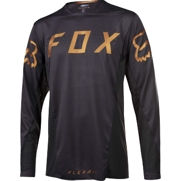 Велоджерси Fox Flexair LS, черный