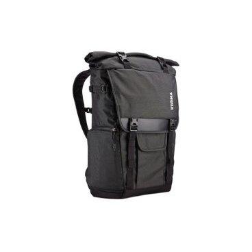 Рюкзак Thule Covert DSLR Backpack, черный, 45 x 20 x 54 см, нейлон, 3201963 рюкзак thule stir 20l dark forest 3203552