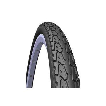 Велопокрышка RUBENA V85 OCELOT, 28x1,50, черная, 510952495042