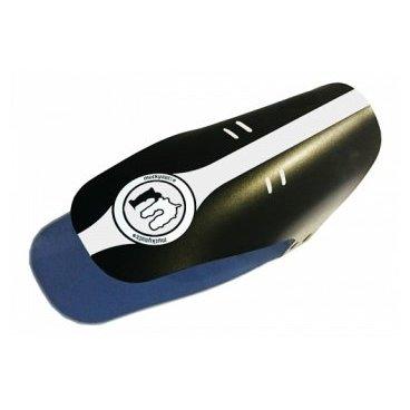Крыло переднее Mucky Nutz Face Fender (R), черный,MN0044