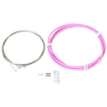 Рубашка и тросик переключения Kore Compressionless Gear Cable, розовый, KGCKP04200SSPAT