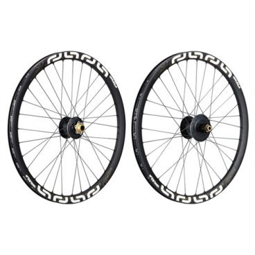 Колеса велосипедные E THIRTEEN LG1 Plus, 27.5 , переднее+заднее, 110x20/157х12 мм, обод 28 мм, арт: 30584 - Колеса для велосипеда