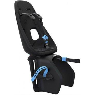 Детское велосипедное кресло Thule Yepp Nexxt Maxi, на багажник сзади, черный, 12080201