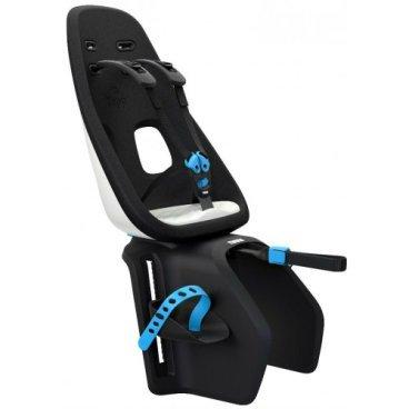 Детское велосипедное кресло Thule Yepp Nexxt Maxi, на багажник сзади, белый, 12080203