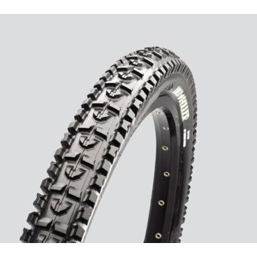 Покрышка Maxxis High Roller, МТБ, 26x2.50, TPI 27, кевлар, черный, TB74220000