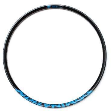 Обод Colt Bikes 27,5 584x25 DOMINATION SL 32H, черно-голубой, 3182q32RB0BlueОбода<br>Обновленная версия популярного обода COLT Domination. Одинарное пистонирование, вес снижен на 25%. <br><br>Вес: 505г <br>ERD: 568 <br>ETRTO: 584x25C <br>Ниппель: Presta <br>Максимальное давление: 2.1 - 3,9атм / 2.4 - 2,5атм <br>Максимальный вес райдера: 100кг<br>