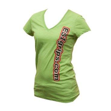 Велофутболка ESI Women's T-Shirts, зеленый аудиоинтерфейс esi u168 xt