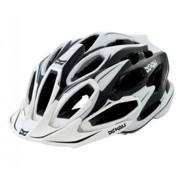 Велошлем KALI Maraka Zone, белый сетка fit 38115