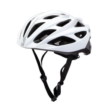 Велошлем KALI Ropa, черно-белый micro шлем