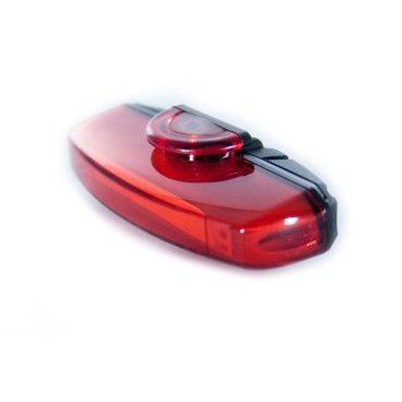 Фонарь велосипедный задний Lumen LMNCOB-R, USB-зарядка, LMNCOB-R фонарь задний moon gemini r 6 режимов