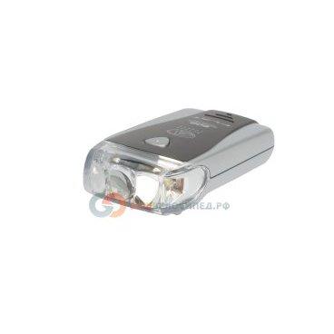 Фара AUTHOR A-Flat 3LED 3 диода повышенной яркостью/2 функции, с батареями 8-12002230