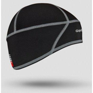 Купить со скидкой Шапка GripGrab Skull Cap, черная