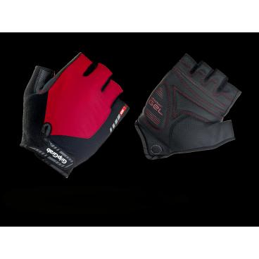 Велоперчатки короткие GripGrab ProGel, синтетисческая кожа, гелевые накладки, красныйВелоперчатки<br>GripGrab ProGel<br>Наиболее комфортные перчатки без пальцев. Сделаны из легких эластичных материалов, отлично сидят по руке не стесняя движений. Гелевые накладки DoctorGel толщиной 4мм препятствуют уставанию и онемению кистей рук.<br><br>Осбенности<br>Гелевые накладки DoctorGel 4мм<br>Pull-off - перчатки удобно снимать<br>Отличное сцепление<br>Эластичный верх из лайкры<br>gMagnets - перчатки удобно хранить парой<br>Светоотражающие логотипы <br><br>Размер XS, S, M, L, XL, XXL<br><br>Уход<br>Машинная стирка С такими же цветами. Не отбеливать. Не сушить в стиральной машине. <br>Не гладить. Не подвергать химической чистке. Не отжимать. <br><br>Материалы<br>40% Полиэстер<br>30% Нейлон<br>20% Полиуретан<br>10% Эластан<br>