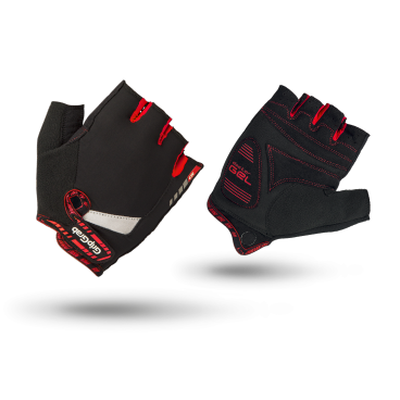 Велоперчатки короткие GripGrab SuperGel, гелевые вставки, быстрое снятие, черныйВелоперчатки<br>Гелевые вставки DoctorGel толщиной 6мм, высококачественные материалы - это самые мягкие перчатки в линейке GripGrab. Усталость кистей и онемение рук в прошлом. SuperGel идеальный выбор для тех, кому необходим максимальный комфорт.<br><br>Особенности<br>Гелевые вставки DoctorGel 6мм<br>Pull-off - быстрое снятие<br>Эластичный верх из лайкры<br>gMagnets - легко хранить перчатки парой<br>Светоотражающие элементы и логотип<br><br>Размер XS, S, M, L, XL, XXL<br><br>Уход<br>Машинная стирка с такими же цветами. Не отбеливать. Не сушить в стиральной машине. <br>Не гладить. Не подвергать химической чистке. Не отжимать. <br><br>Материалы<br>70% Нейлон <br>10% Полиуретан <br>10% Полиэстер <br>10% Эластан<br>