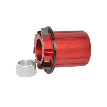Барабан Stans NoTubes 3.30, алюминий, красный, SHIMANO, ZH0007Втулки для велосипеда<br>Барабан для втулок Stans 3.30 Disc. Совместим с кассетами 9/10 и 11скоростными кассетами Shimano MTB. <br><br>Вес: 90г<br>
