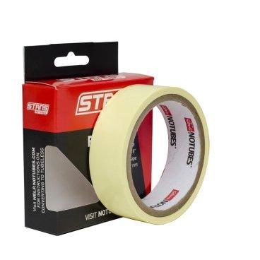 Бескамерная клейкая ободная лента Stans NoTubes 55М х 30ММ, AS0106 лента малярная folsen для деликатных поверхностей 30мм х 25