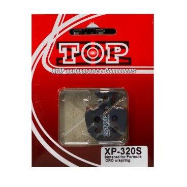 Тормозные колодки X-Top Formula ORO, Gold, XP-320S