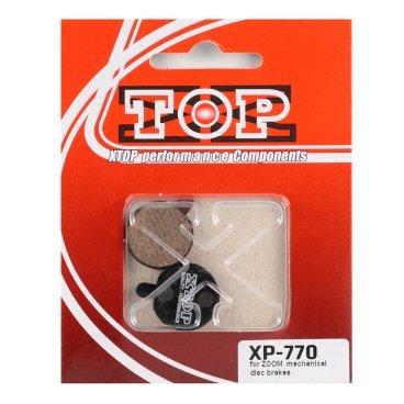 Тормозные колодки X-Top ZOOM mechanical disc brakes, Blue, XP-770