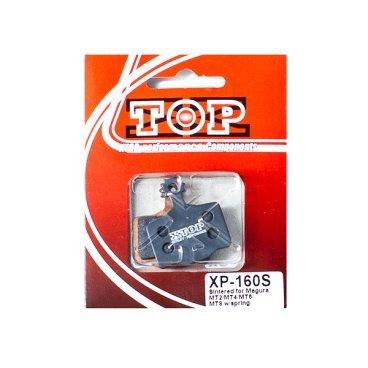 Тормозные колодки X-Top Magura MT2/MT4/MT6/MT8, Gold, XP-160S comforty mt w159