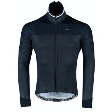 Велокуртка GSG Isoard Winter Jacket, черный, 10102-03