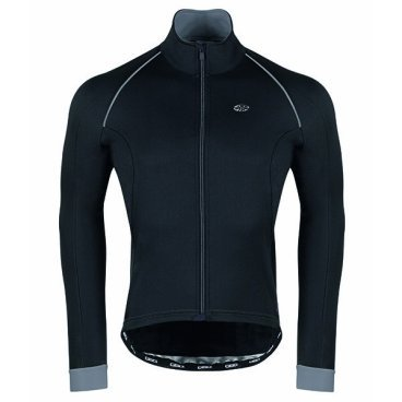 Велокуртка GSG Vars Winter Jacket, черный, 10095-03
