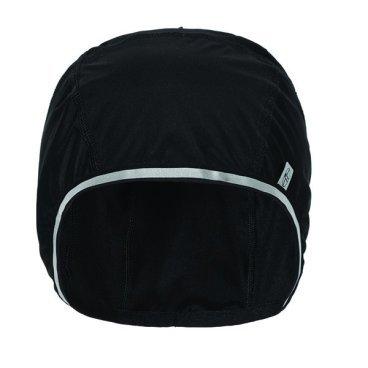 Велошапка подшлемная GSG Winter Cap Windoff, черный, 12130-03