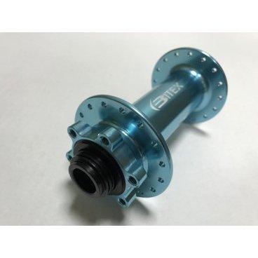Втулка передняя для фэтбайка Bitex FB-MTF15/20, 150 мм, 32 спицы, СИНЯЯ, FB-MTF15-150BlueВтулки для велосипеда<br>FB-MTF15-150Blue Втулка передняя синяя Bitex FB-MTF15/20 150 мм, 32 спицы<br>Вес 150mm / 264.9g<br>Под ось 15 мм (базово) и 20 мм <br>2 промподшипника 6804<br>