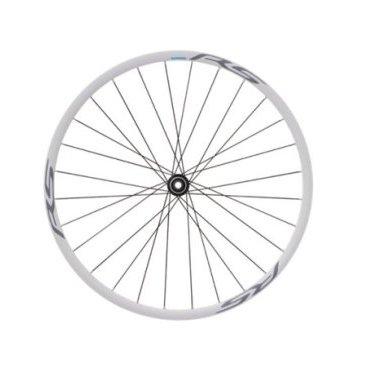 Комплект колес Shimano RS170, 10-11 скоростей, под дисковый тормоз, C.Lock, белый, EWHRS170P12DW колеса велосипедные shimano mt35 переднее и заднее 27 5 center lock цвет черный ewhmt35fr7be