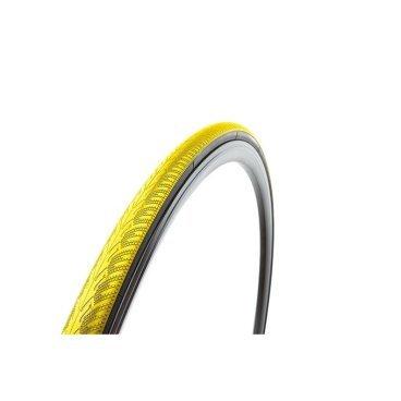 VITTORIA Zaffiro Pro III 23-622 fold blk/yellow/yellow покрышки шоссейные покрышки велосипедные vittoria cross xm pro ii foldable 34 622 111 378 21 34 111bx