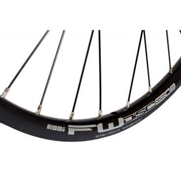 Колесо Rodi FW Disc 27.5 , заднее + втулка Colt CBS 31 OPEN 32H Disc QR + спицы Rodi St.Steel 2 мм, арт: 32666 - Колеса для велосипеда