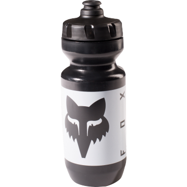 Фляга для воды Fox Purist Connector 22 Water Bottle Black/White (19319-018-OS)