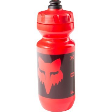 Фляга для воды Fox Purist Connector 22 Water Bottle Red/Black (19319-055-OS)