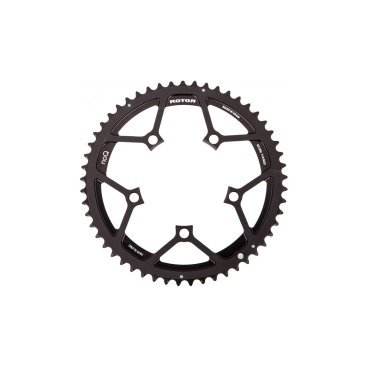 Звезда Rotor Chainring BCD110X5 Outer Black 50t (C01-502-11010A-0)