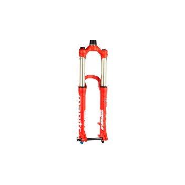Амортизационная вилка для велосипеда  Manitou Mattoc PRO 26 160mm 1-1/8-1.5 TPR CM QR15 AM краснаяВелосипедная вилка<br>Амортизационная вилка для велосипеда Manitou Mattoc PRO 26 160mm 1-1/8-1.5 TPR CM QR15 AM матово-красная <br><br>Описание:  <br>Эту вилку, пожалуй, можно считать идеальной для такой дисциплины, как эндуро. Mattoc Expert – лёгкая и очень надёжная длинноходная вилка, которая превосходно обрабатывает неровности и абсолютно не раскачивается при интенсивном педалировании на подъёмах. Основные особенности данной модели – воздушная камера большого объёма, обеспечивающая максимально мягкую и линейную работу, и четыре внешних настройки, в том числе, независимые регулировки высоко- и низкоскоростной компрессии. Если вы хотите легко преодолевать затяжные подъёмы, а затем спускаться вниз по максимально сложным трассам, то эта вилка создана для вас. Единственное существенное отличие данной модели от версии Mattoc Pro - это чуть больший вес.<br><br>Характеристики:<br>-Тип: воздушно-масляная<br>-Ход: 160 мм<br>-Рассчитана на установку 26 колеса<br>-Пружина воздушная TS<br>-Демпфер: TPC<br>-Регулировки: высоко- и низкоскоростная компрессия, отскок<br>-Диаметр ног: 34 мм<br>-Корона: кованая, полая Forged Hollow Crown (отделка Shot Peen Black Ano).<br>-Материал ног: алюминиевый сплав марки 7050<br>-Шток: алюминиевый, 1 1/8-1.5 дюйма конусный <br>-Стандарт крепления дискового тормоза: postmount<br>-Возможность установки ротора 203 мм <br>-Стандарт оси: 15 мм<br>-Вес: 1877 г.<br>