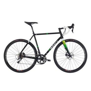 Велосипед Masi CXGR Supremo (2016) размер 53 cm Black